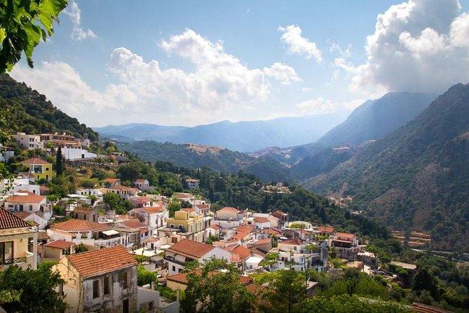 Spirit of West Crete & Venetian Rethymno - VIP Private Tour from Elounda