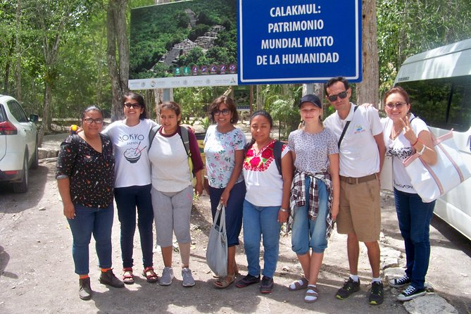Tours in the Calakmul Biosphere