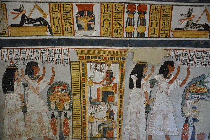 5 days Luxor as they do not know