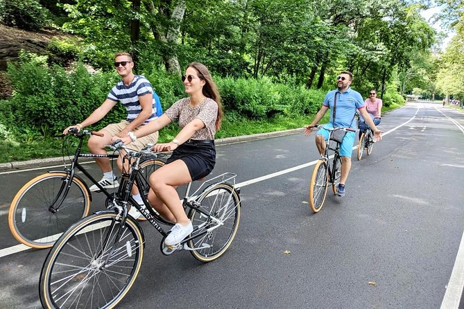 Central Park 5-Star Guided Bike Tour