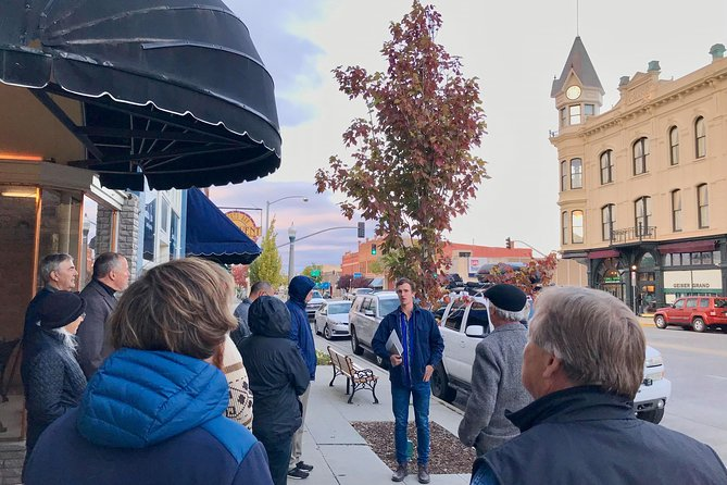 Taste of History- Baker City Walking & Tasting Tour
