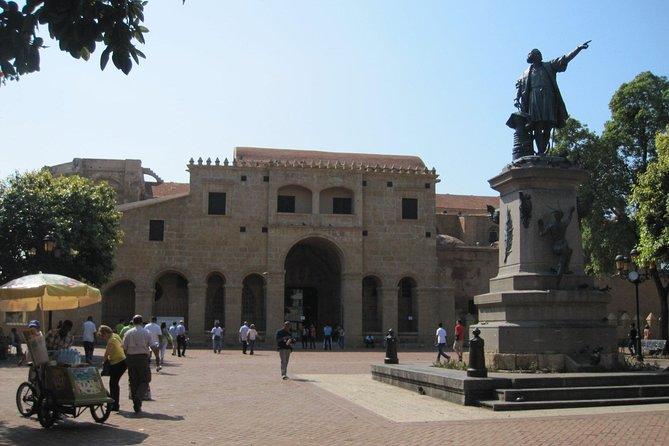 Santo Domingo Tour, from Punta Cana