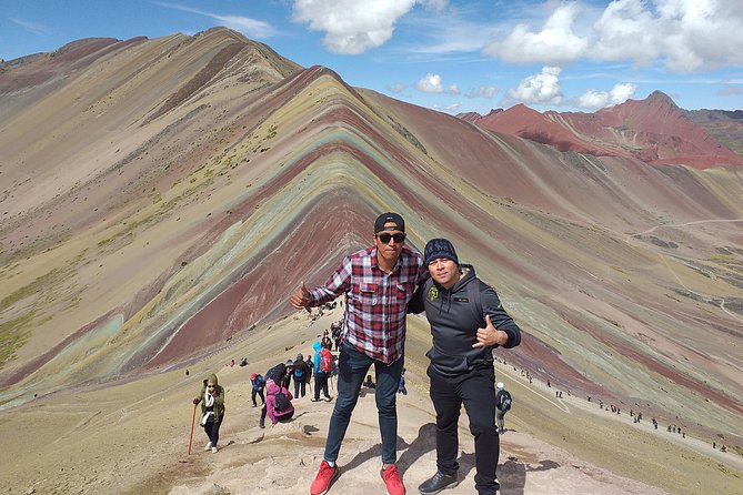 Private Driver To Rainbow Mountain From Cusco photo 3