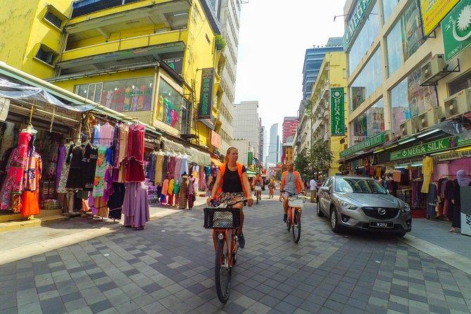 Kuala Lumpur City Sights Cycling Tour