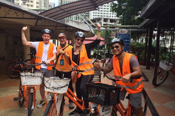 Cycling Food Tour - Kuala Lumpur
