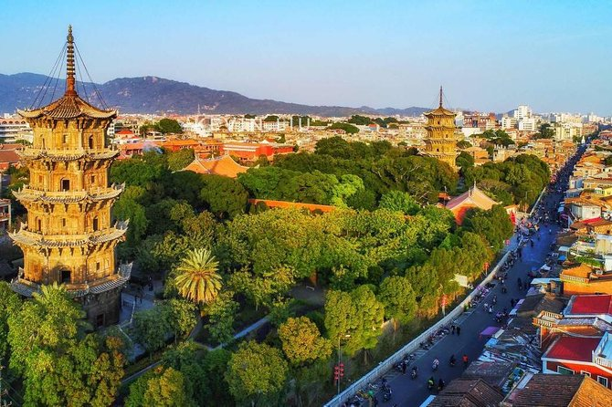 One Day Quanzhou Private Tour from Xiamen