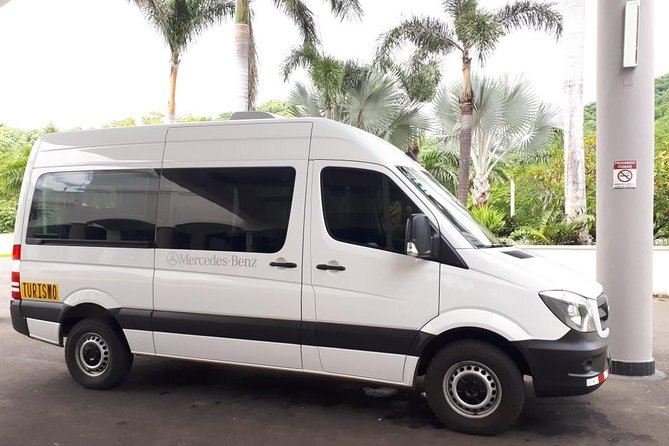 Transfer from JW Marriott Guanacaste Resort & Spa to Liberia Airport (LIR)