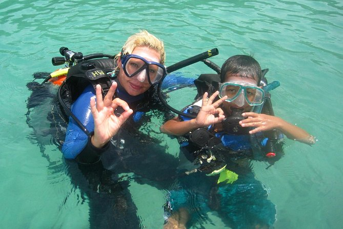 Bubblemaker, experience dive for kids from 8 to 10 years old (Koh Chang)