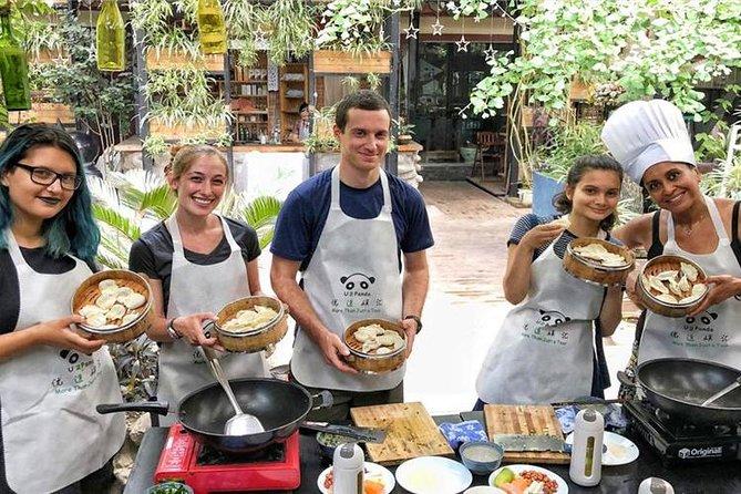 Half day Sichuan Cuisine Cooking Class Tour