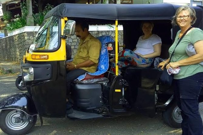 Cochin Heritage Tour By Foot And Tuk-tuk