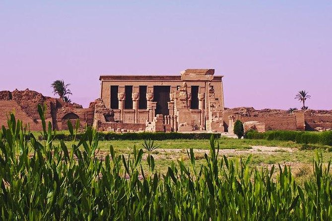 Dendera and Abydos by Road