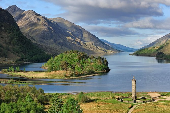 Highlands, Glencoe, Glenfinnan Viaduct Private Small Group Tour from Edinburgh