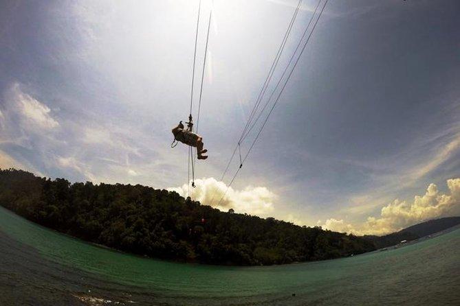 Island Coral Flyer Zipline