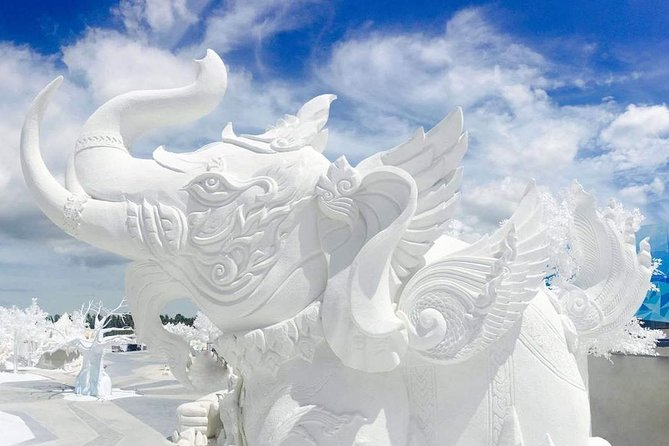 Frost Magical Ice Of Siam in Pattaya with Return Transfer