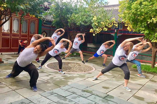 Focus on Kung Fu&Culture Retreat ; Great Wall Hiking tour, Family tour