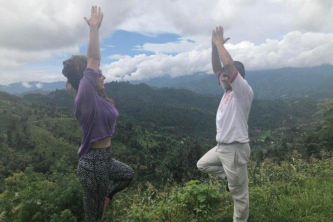4 Days Nature Walking and Yoga Retreat in Kathmandu