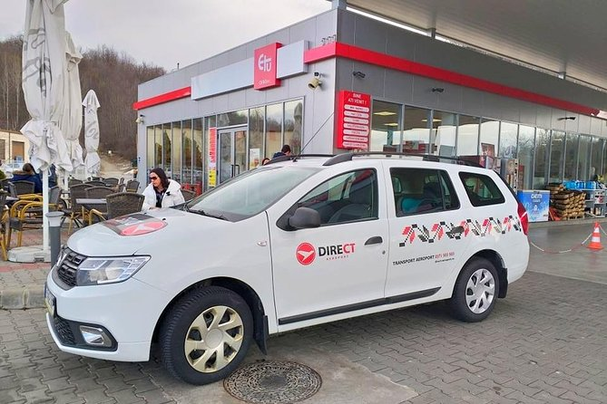 Covasna to Bucharest Airport - Private Transfer