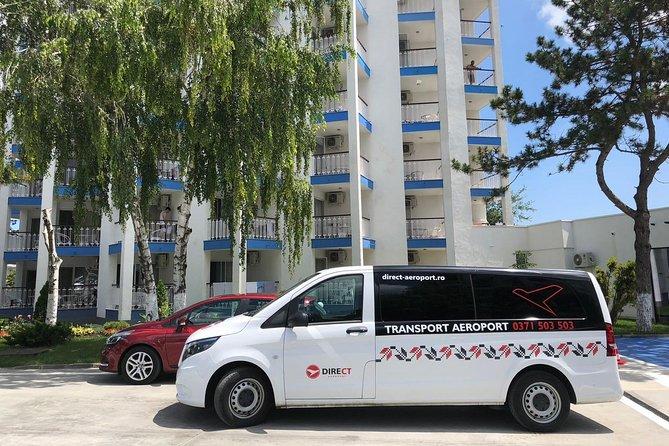 Balvanyos / Tusnad to Bucharest Airport - Private Transfer