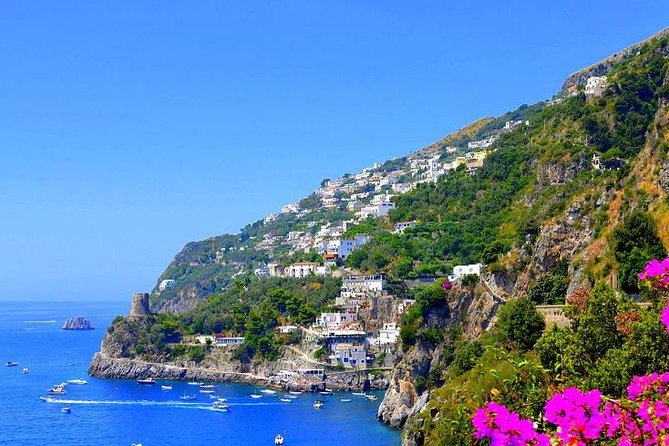 Small-Group Full-Day Trip to Sorrento, Positano and Amalfi Coast