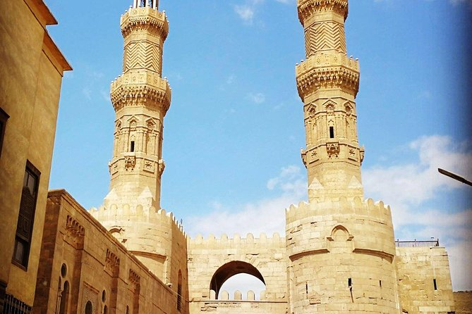 Islamic Cairo Tour: Architectural Heritage in Bab El Wazir