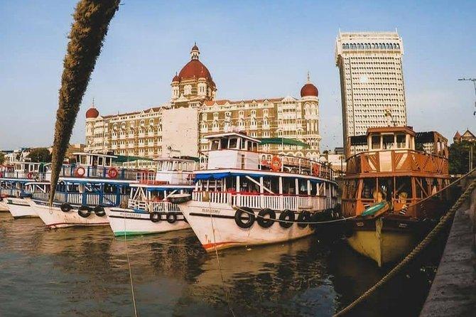 Elephanta Tour with Mumbai Sightseeing Including AC vehicle