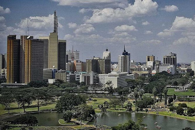 1 Day Tour of Nairobi and Environs
