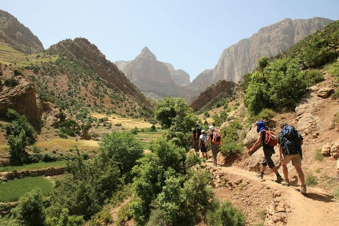 Tafraoute For 6 Days Morocco Adventure Trek From Marrakech