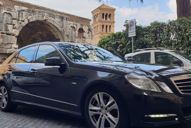 Transfers in Rome, with sight of attractions
