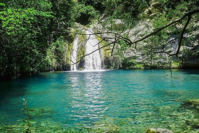 Hike & Swim the Waterfalls of the Pyrenees Mountains, Small Group