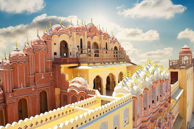 Golden Triangle Of India-an All Inclusive Tour(accomodation+transport+guide)