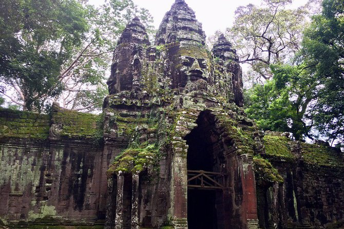 Angkor Wat Tour by Car and Expert Tour Guide photo 1