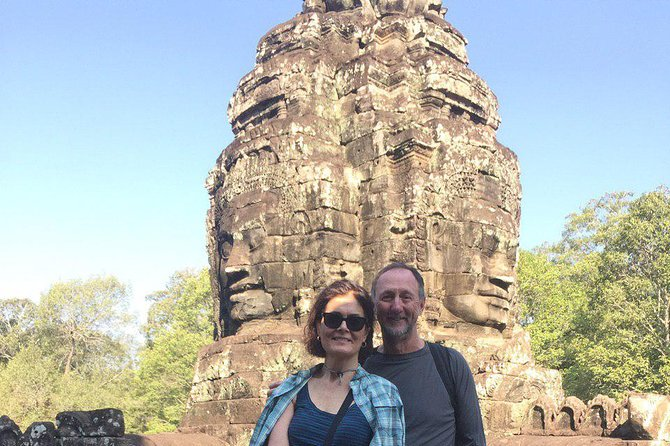 Angkor Wat Tour by Car and Expert Tour Guide photo 3