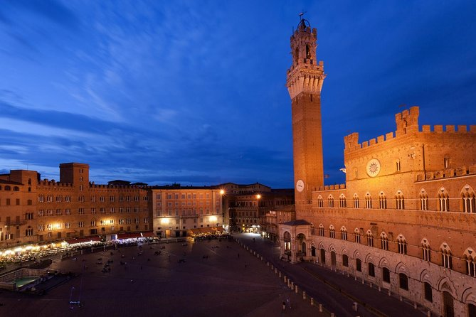 Siena Historic City Walking Tour with Cathedral Option