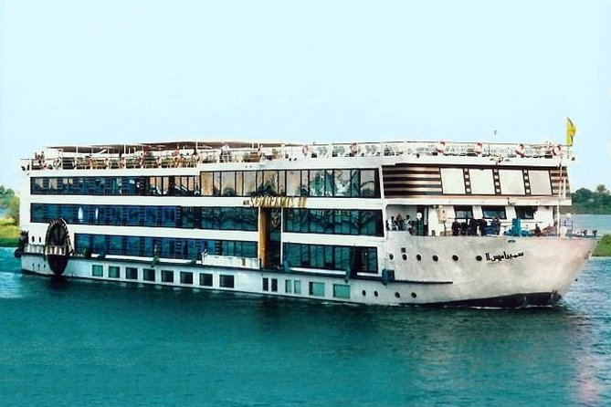 5 days 4 nights Nile Cruise from Luxor to Aswan included sleeping train tickets photo 3