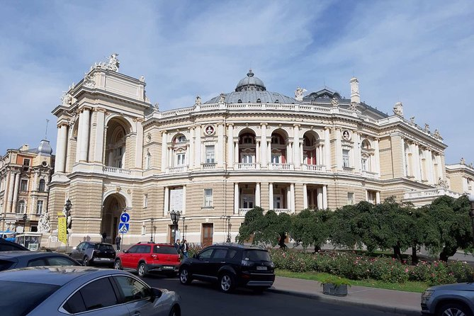 Panoramic Odessa Private City Tour by Car photo 8