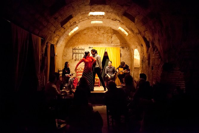 Skip the Line: Flamenco Show Ticket at Santa Maria Arabian Baths in Cordoba photo 7