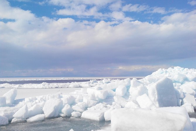 one-day Day Ice tour to Lake Baikal