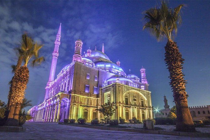 Egyptian Museum, Citadel and Old Cairo Tour