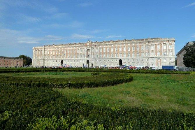 Visit the Caserta Royal Palace