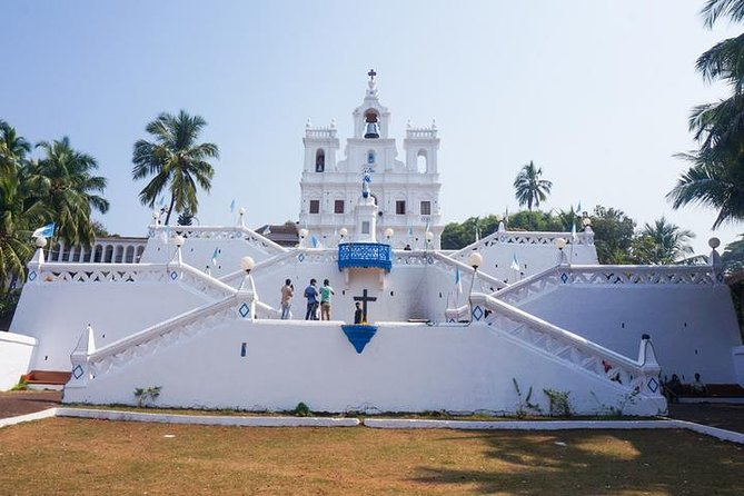 Goa Heritage Tour With Spices Plantation Visit