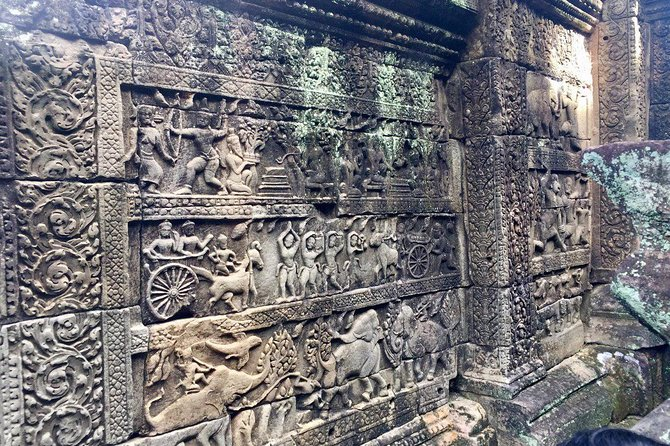 Sunrise Angkor Tour by Car and Expert Guide photo 9