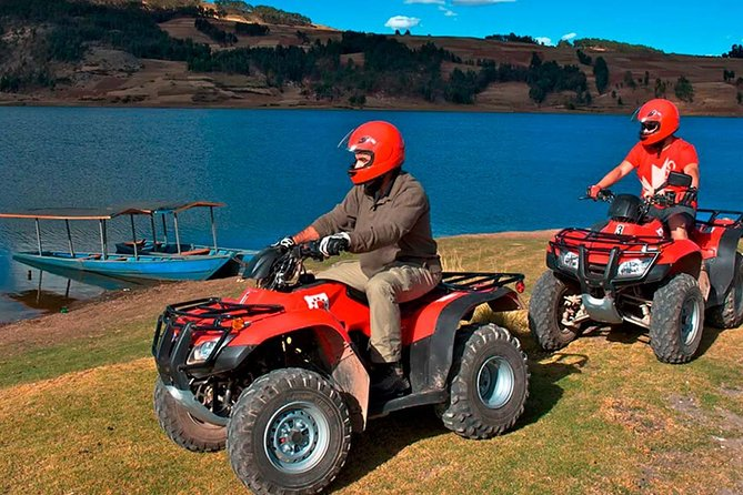 ATV Quad Bike Tours to Sacred Valley (Maras & Moray) - Half Day photo 5