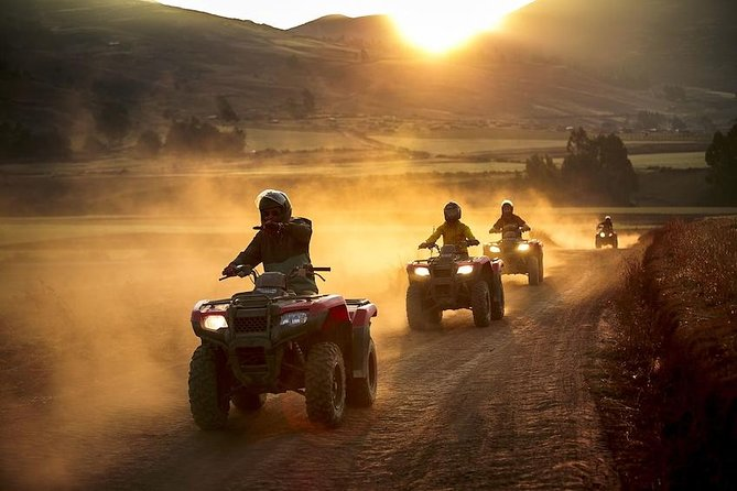 ATV Quad Bike Tours to Sacred Valley (Maras & Moray) - Half Day photo 2