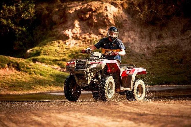 ATV Quad Bike Tours to Sacred Valley (Maras & Moray) - Half Day photo 1