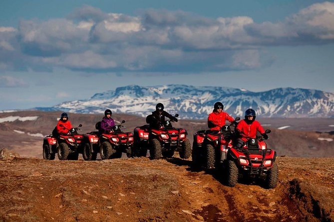 ATV Quad Bike Tours to Sacred Valley (Maras & Moray) - Half Day photo 3