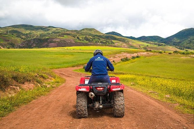 ATV Quad Bike Tours to Sacred Valley (Maras & Moray) - Half Day photo 7