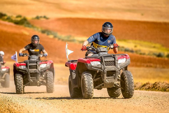 ATV Quad Bike Tours to Sacred Valley (Maras & Moray) - Half Day photo 8