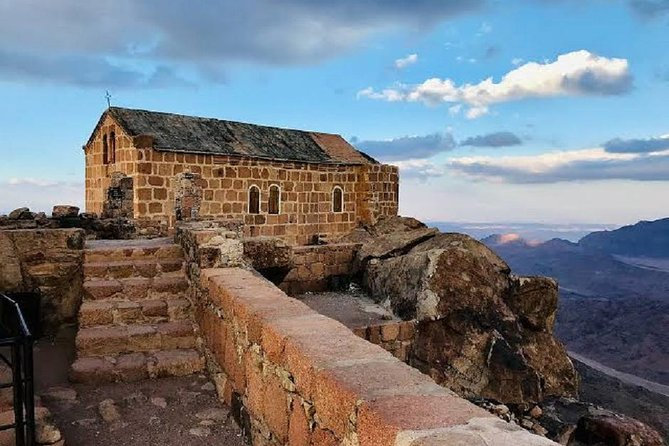 Trip to St.Cathrine Monastery & Moses mountain for 1 night /2 day