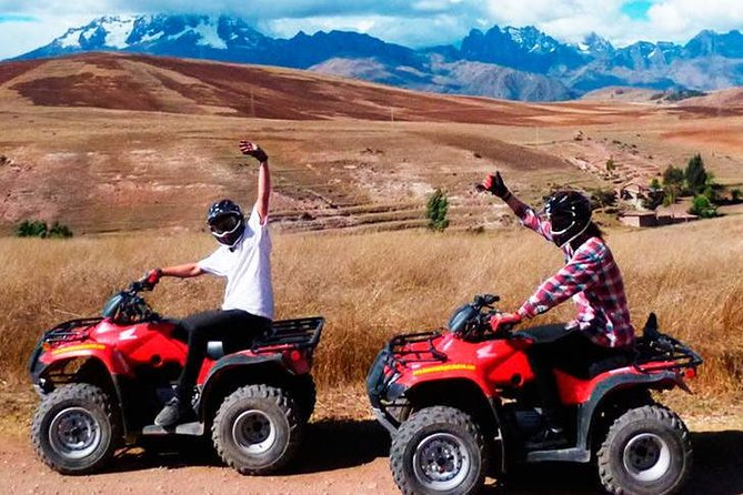 ATV Quad Bike Tours to Sacred Valley (Maras & Moray) - Half Day