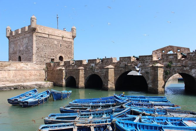 Essaouira Excursion from Agadir in private
